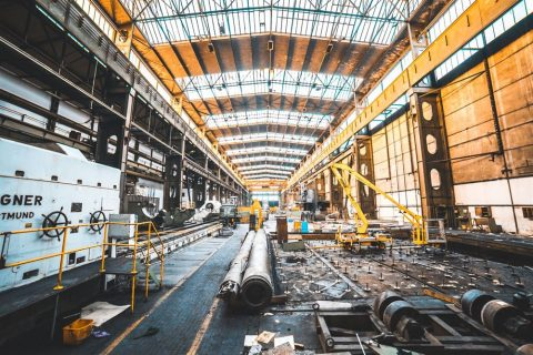 Industrial Power Plants
