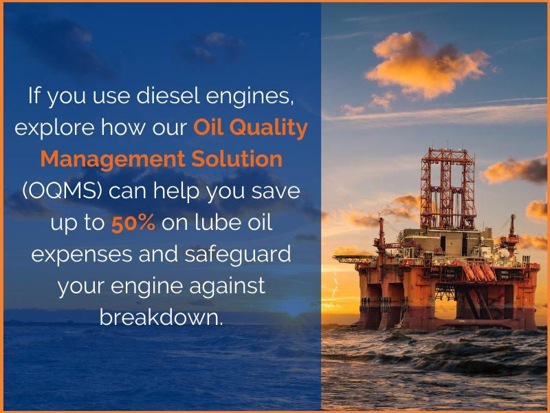 Oil Quality Management Solution